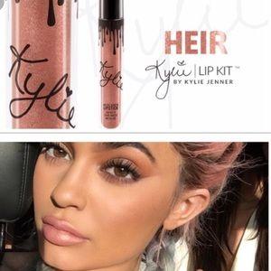 NIP Kylie Cosmetics Matte Metal Heir lipstick